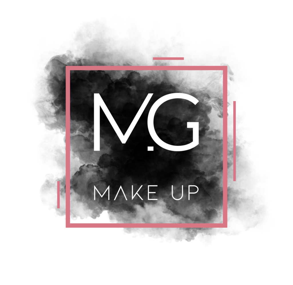 Logo MG makeUP Mariola Gołębiewska